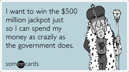 lottery govt