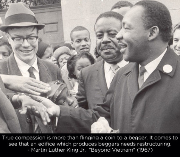 SATP MLK beggars