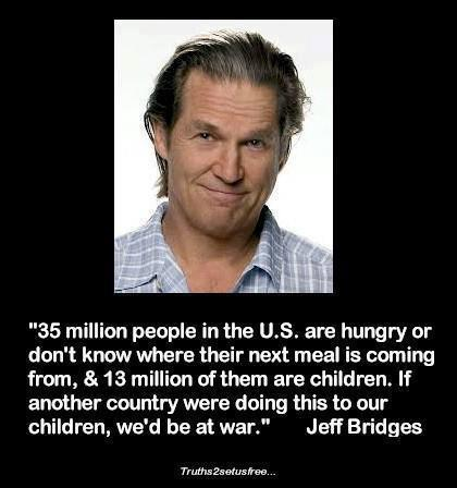 SATP hungry children jeff bridges