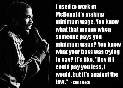 SATP minimum wage