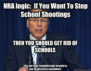 satp nra no schools nra the smarty at the party