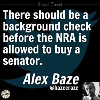 SATP NRA buy senator