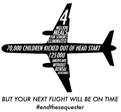 SATP airline sequester