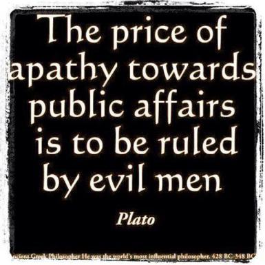 SATP apathy