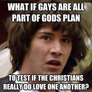 SATP gays as test