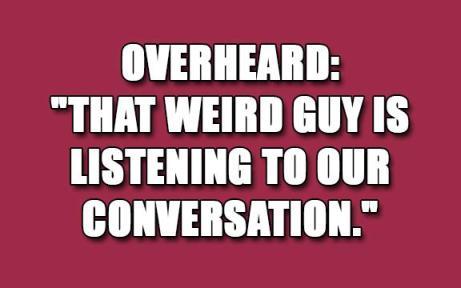 SATP nsa overheard