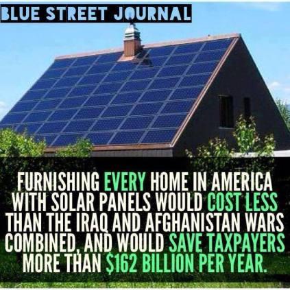 SATP solar panels