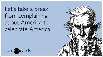 SATP celebrate america