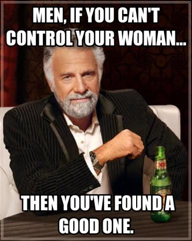 SATP control woman