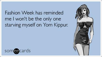 SATP yom kippur starve